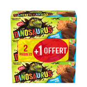Lotus Dinosaurus Chocolat Au Lait Lotus Paquet X2+1 Offert 675g