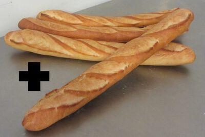 Baguette tradition 3+1 offerte