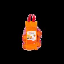 Orange à jus salustiana, U, calibre 6/7, catégorie 1, Espagne, filet 2kg