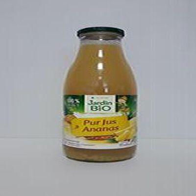 Pur jus d'ananas Bio LEA NATURE bouteille 75cl