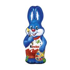 Moulage en chocolat au lait KINDER, 110g
