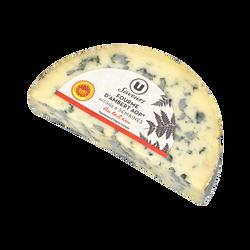 Fourme d'Ambert AOP lait cru 30%mg U SAVEURS 125g