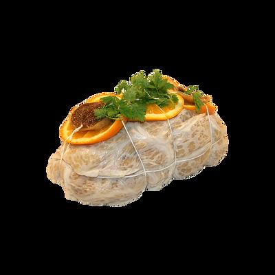 Filet chapon figues/foie gras, MAITRE JACQUES, 4 pièces