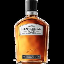Tennessee Whiskey Gentleman Jack JACK DANIEL'S, 40°, bouteille de 70cl