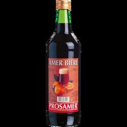 Amer bière brun PROSAMER, 13°, bouteille de 1l