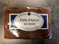 PAIN D'EPICE AU MIEL Les ruchers de Bourgogne 150g