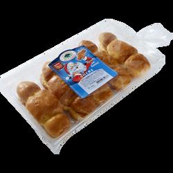 Coquilles sucrés cuites LES DELICES DES 7 VALLEES, 10x50g