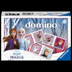 DOMINO REINE DES NEIGES 2