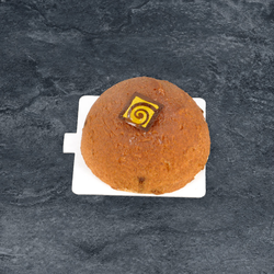 Entremet poire/chocolat décongelé, 1 part, 95g