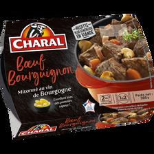 Charal Boeuf Bourguignon Au Vin De Bourgogne, , France, 300g