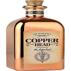 COPPER HEAD GIN 50CL 40°