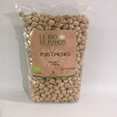 Pois Chiches LE BIO DE MANON