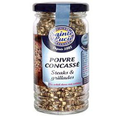 POIVRE CONCASSE STEAKS ET GRILLADES 45GR