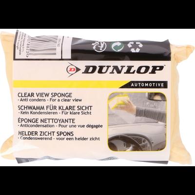 Eponge voiture chamois DUNLOP, 17x8,5cm