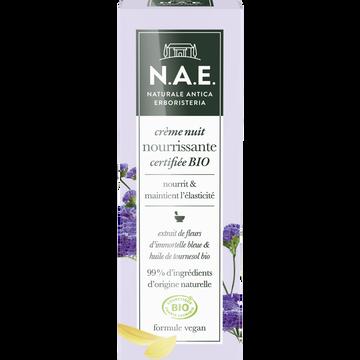 N.A.E. Crème Nuit Nourrissante Bio Nae 50ml