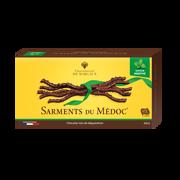 Margaux Sarment Du Médoc Noir Menthe Chocolaterie De Margaux 155g