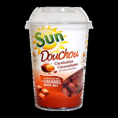 Douchou caramel beurre salé, SUN, cup 250g