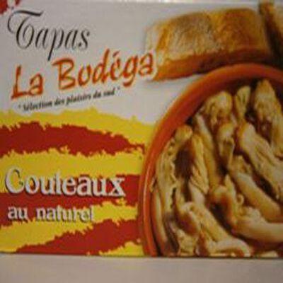 COUTEAUX NATUREL BODEGA 112G