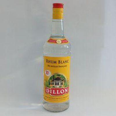 RHUM BLANC DILLON 50° 1L