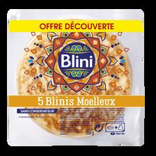 Blini Blinis Moëlleux X 4 250g Offre Découverte