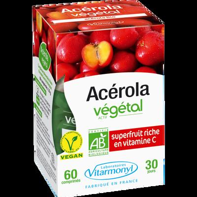 Gamme vegetale - acerola bio