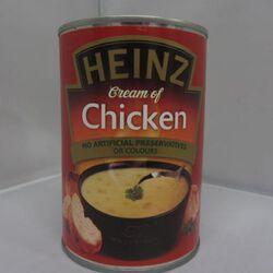 HEINZ CREAM OF CHICKEN 400G