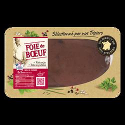 Foie de boeuf, 2 pièces
