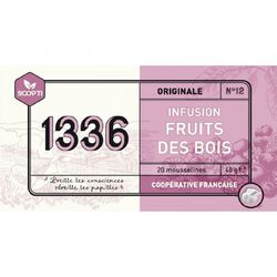 INFUSIONS FRUITS DES BOIS 1336