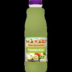 Jus pomme kiwi fruits gourmands U, 1l