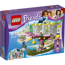 Lego Le Magasin De Plage  Friends