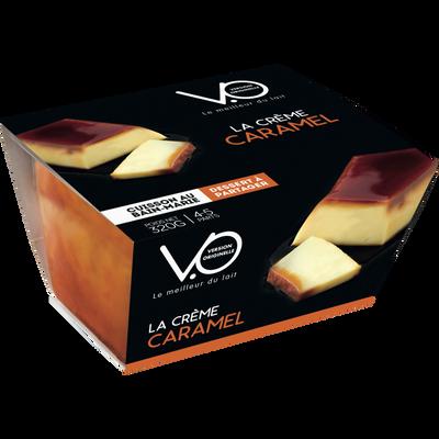 Crème caramel aux pommes VERSION ORIGINELLE, 320g