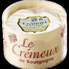 Crémeux de Bourgogne affiné pasteurisé 40%mg boîte bois 200g