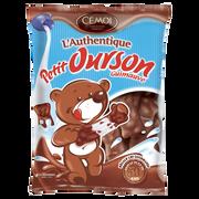 Cémoi Oursons En Guimauve Enrobés De Chocolat Cemoi, Sachet De 180g