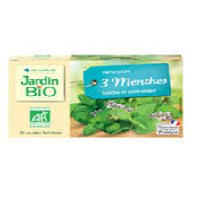 JB INFUSION 3 MENTHES 30G