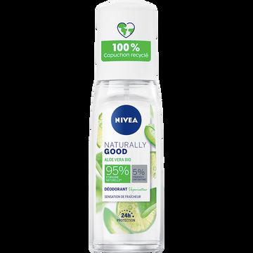 Aloe Drink For Life Déodorant Aloe Vera Naturally Good Nivea Spray 75ml