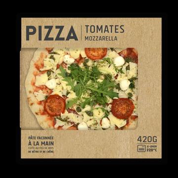 Mix Buffet Pizza Tomate Mozzarella 420g