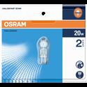 Osram Capsules Halogène , 20w, G4, 2 Unités