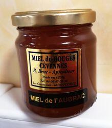 Miel de l'Aubrac du Bouges Cévennes 250g