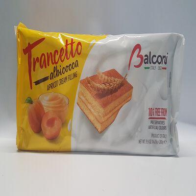 BALCONI-TRANCETO ALBICOCA 280 G