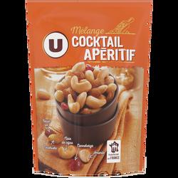 Mélange cocktail apéritif U, paquet de 120g