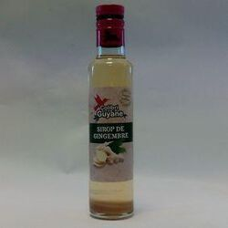 SIROP GINGEMBRE 20CL