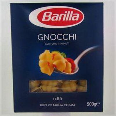 Pâtes Gnocchi N°85 BARILLA,500g