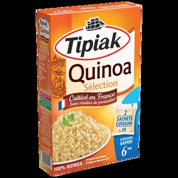 Tipiak Quinoa Sans Pesticides Tipiak St Cuisson 200g