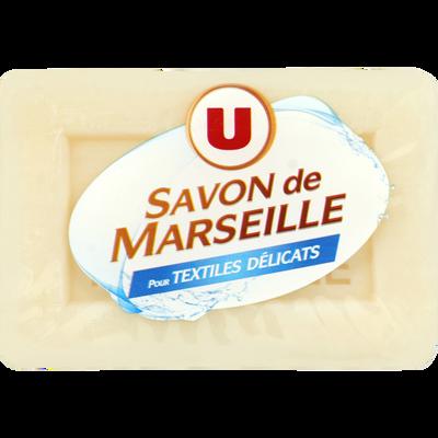 Savon de Marseille blanc U, 400g