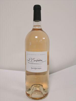 AOP Languedoc Saint Saturnin - L'exeption Magnum Rosé