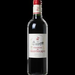 Graves AOP rouge Château De Chantegrive 2015 75cl