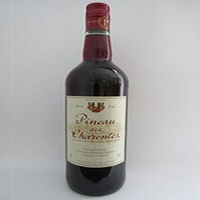 Pineau des Charentes rosé blle 1litre