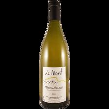 CVT Mâcon villages blanc Domaine Perraud, bouteille de 75cl