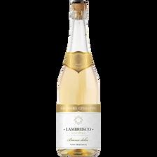 Vin blanc IGP Lambrusco Dell'Emilia Signore Giuseppe, 75cl
