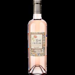 Vin rosé AOP Côtes de Provence A la Rose, 75cl